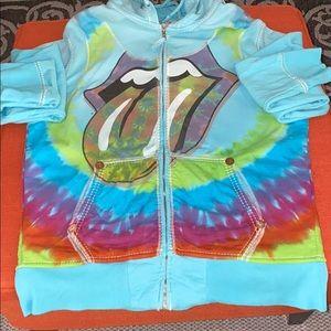 Men's Rolling Stones Hooded Sweatshirt